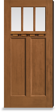 & Mahogany Collection™ | TBM126-FL | Benchmark Doors