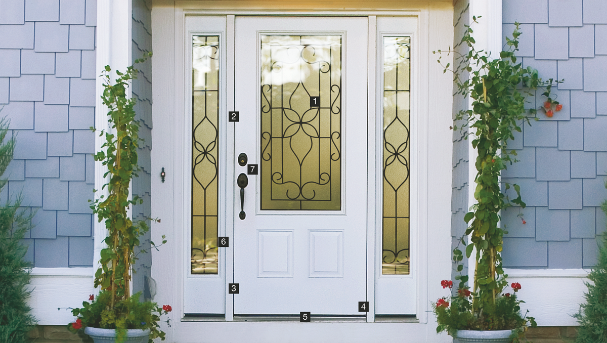 By forming a tight seal against drafts and leaks these system components can help to protect your door and home against costly damage and deterioration. & Door System Components | Benchmark Doors